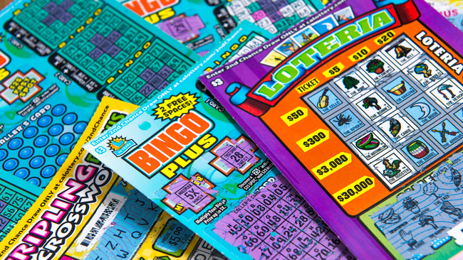 Why It's Hard to Beat Lottery Scratchers – Minding The Data